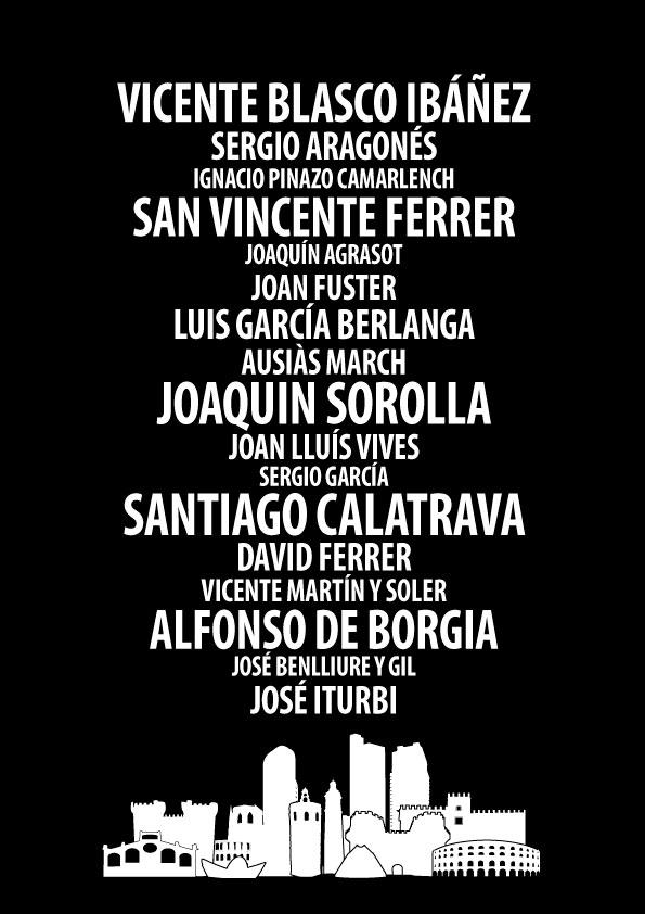 Personajes De Valencia