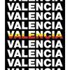 Bandera Valencia Lamina
