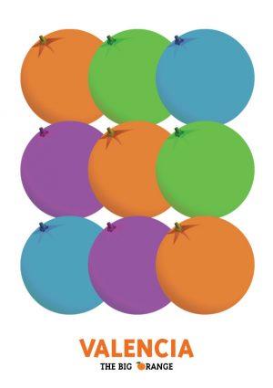 9 Naranjas
