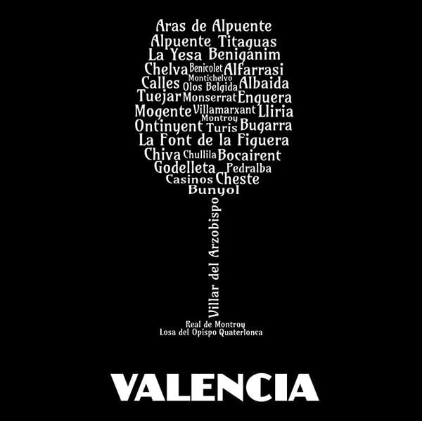 Lamina decorativa de Artespana Imprenta Valencia de arte de pared