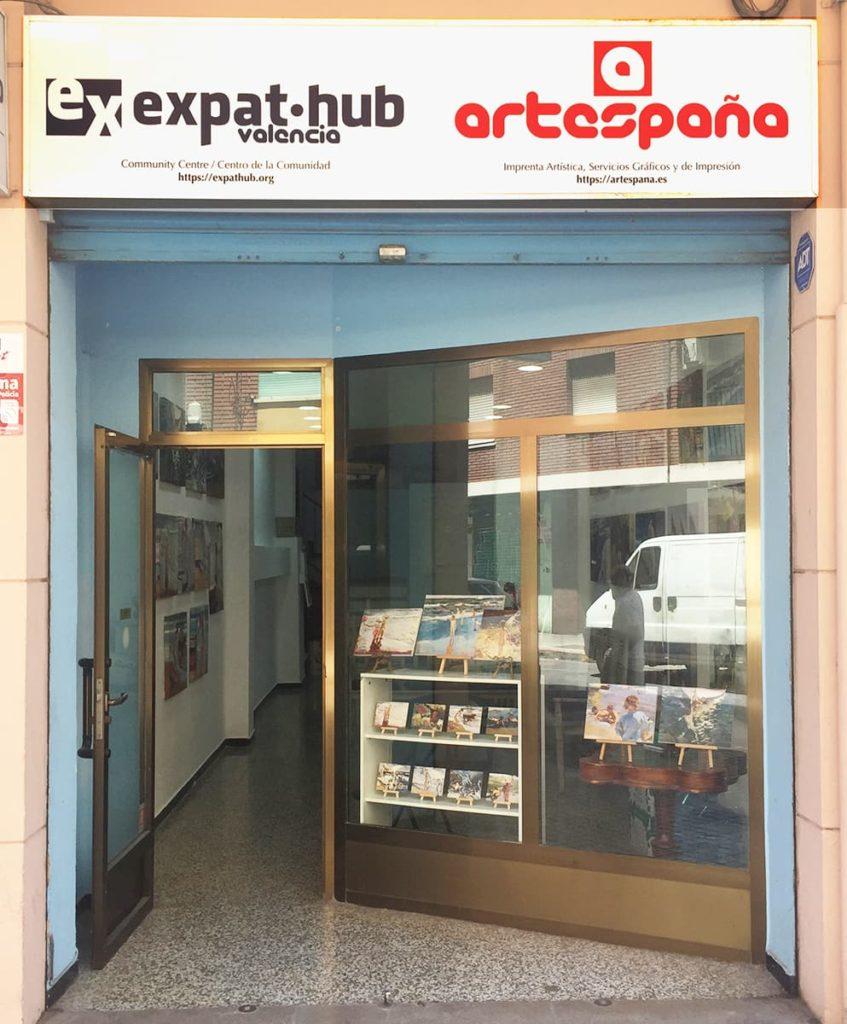 Imprenta digital Valencia foto de la tienda