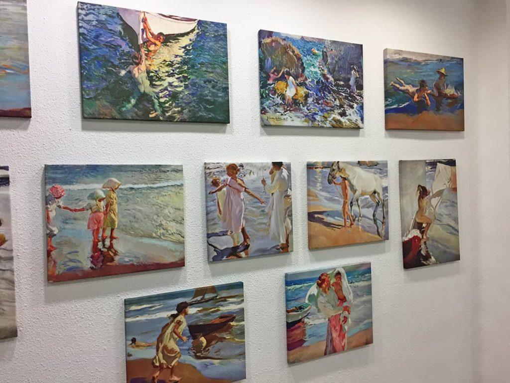 Imprenta Digital Valencia - nuestro pared